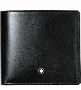 Portefeuille 11cc avec poche ajourée Meisterstück