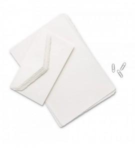 10 feuilles A4 en papier de qualité supérieure + enveloppes