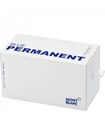 Flacon d'encre permanent bleu, 60 ml