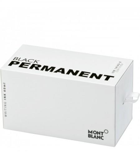 Flacon d'encre permanent noir, 60 ml