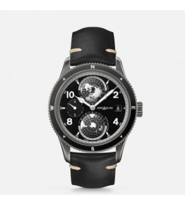 Montblanc 1858 Geosphere Ultra Black Limited Edition - 858 pièces