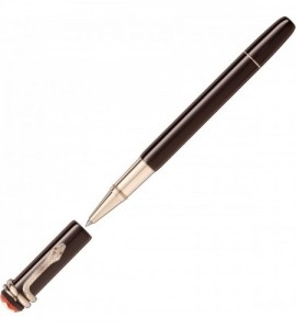 Rollerball Heritage Rouge et Noir Special Edition Marron