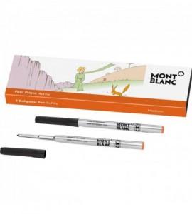 2 recharges pour stylo bille Le Petit Prince, Orange